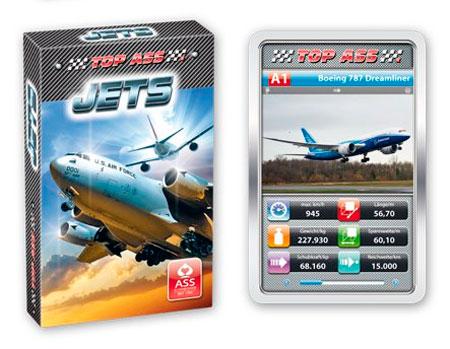 TOP ASS® Super 5: Jets