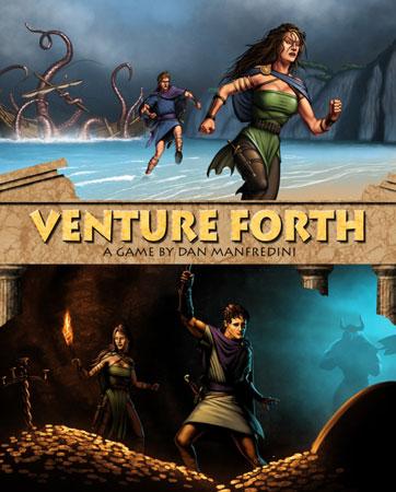 Venture Forth (engl.)