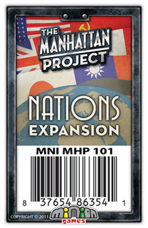 The Manhattan Project - Nations Expansion (engl.)