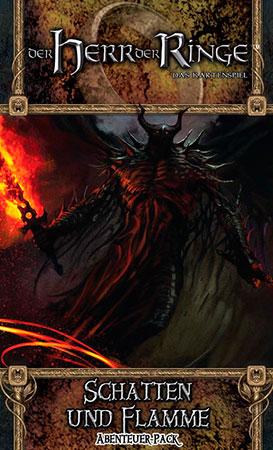 Der Herr der Ringe - Das Kartenspiel: Schatten und Flamme (Zwergenbinge-Zyklus 6)