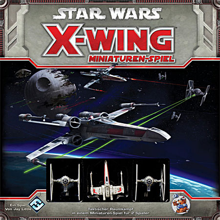Star Wars X-Wing: (Grundspiel)