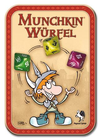 Munchkin Würfel