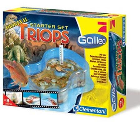 Galileo - Original Triops - Starter-Set (ExpK)
