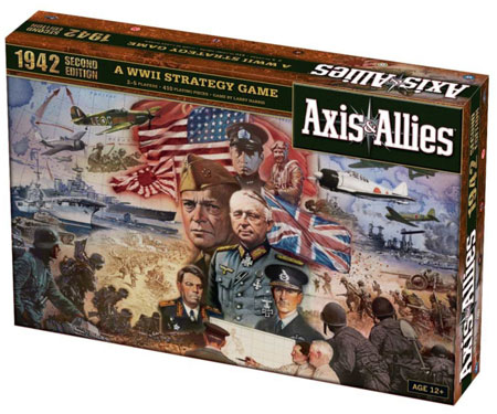 Axis & Allies 1942 2nd Edition (engl.)