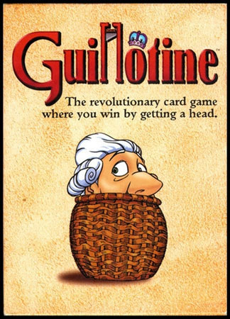 Guillotine (engl.)