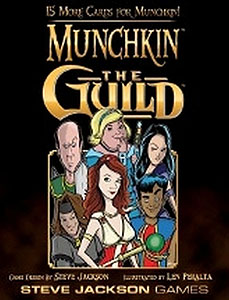 Munchkin - The Guild (engl.)