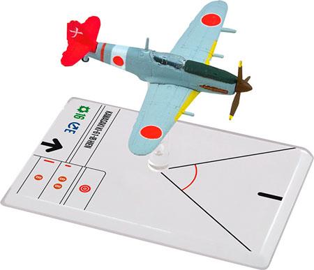 Wings of Glory -WW2- Kawasaki Ki-61 Hien (Nakano)