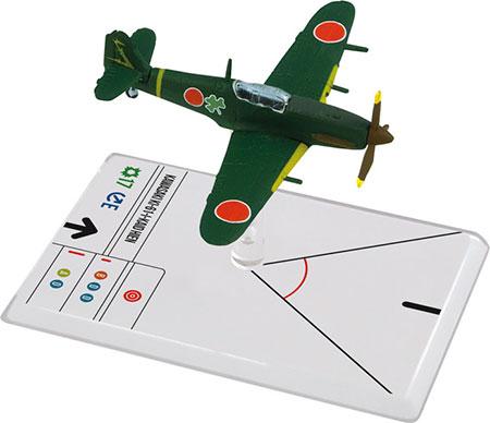 Wings of Glory -WW2- Kawasaki Ki-61 Hien (Ichikawa)