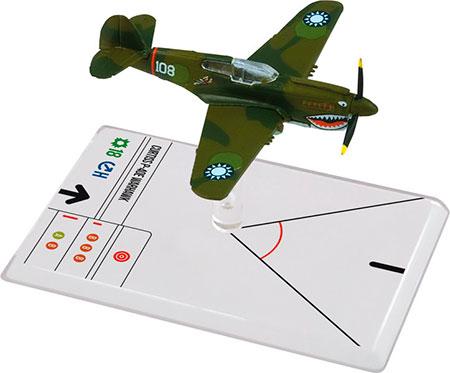 Wings of Glory -WW2- Curtiss P-40 Warhawk (Hill)