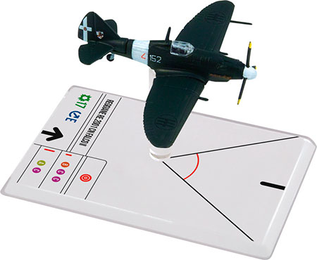 Wings of Glory -WW2- Reggiane Re.2001 Falco II (Metellini)