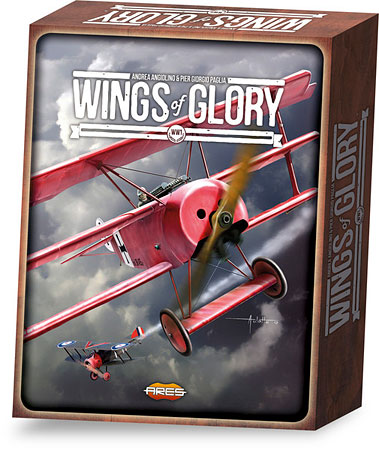 Wings of Glory -WW1- Rules and Accessories Pack (engl.)