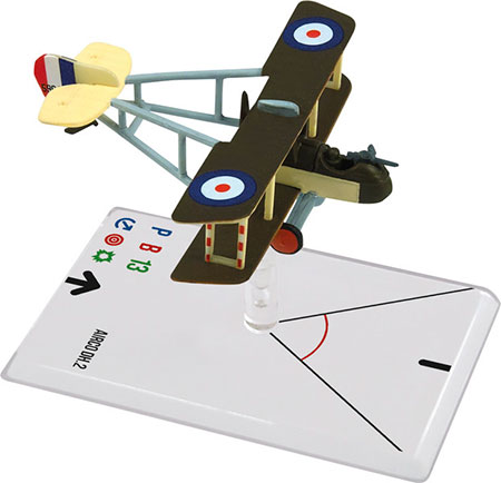 Wings of Glory -WW1- Airco DH.2 (Hawker)