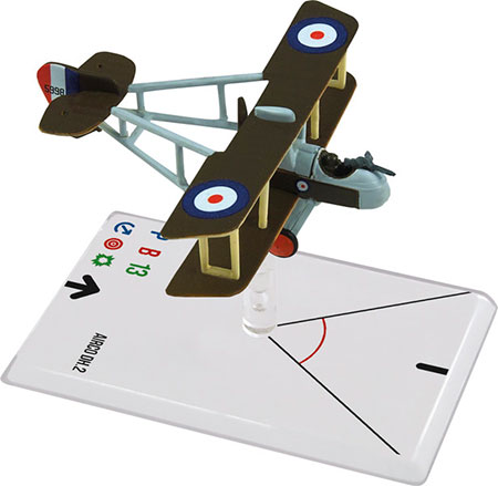Wings of Glory -WW1- Airco DH.2 (Andrews)