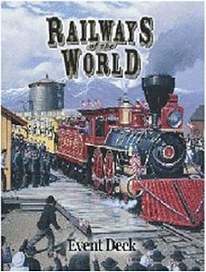 Railways of the World Event Deck (engl.)