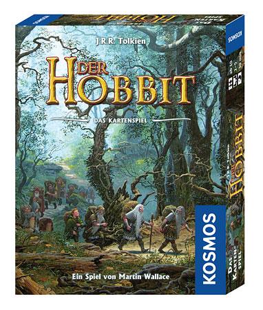 Der Hobbit - Das Kartenspiel (Kosmos)