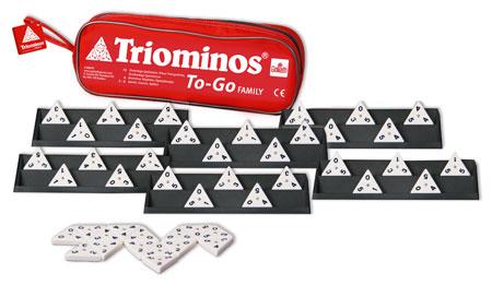 Triominos 2GO Family