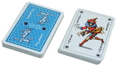 Brändi Dog - Standard Kartenset (55 Karten)