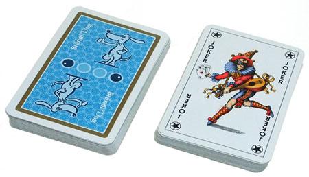 Brändi Dog - Premium Kartenset (55 Karten)