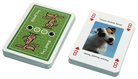 Brändi Dog - Premium Kartenset, Hundesujet (55 Karten)