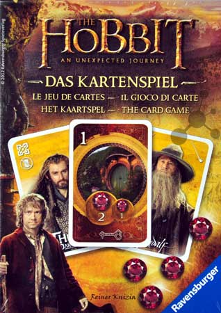 The Hobbit: An unexpected Journey - Das Kartenspiel (Ravensburger)