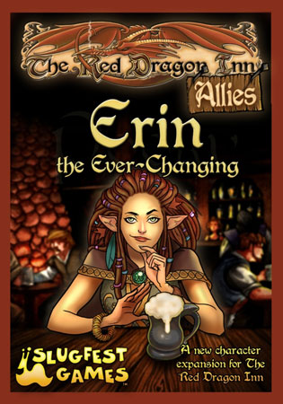 The Red Dragon Inn Allies - Erin the Ever-Changing (engl.)
