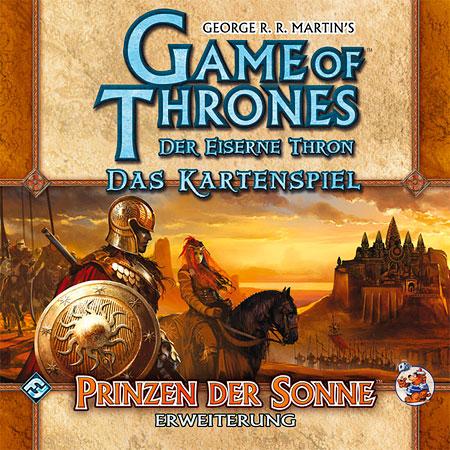 Der Eiserne Thron - Das Kartenspiel - Die Prinzen der Sonne Erweiterung