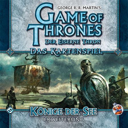 Der Eiserne Thron - Das Kartenspiel - Die Könige der See
