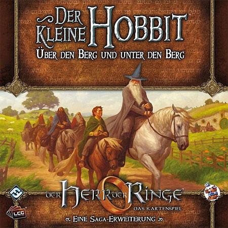 Der Herr der Ringe - Das Kartenspiel: Über den Berg und Unter den Berg (Hobbit Saga Erweiterung)
