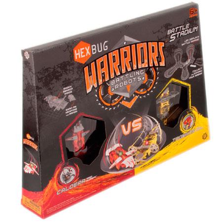 HEXBUG Warriors - Battle Stadium