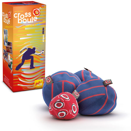 CrossBoule Single Set SLIDE