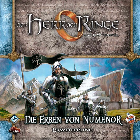 Der Herr der Ringe - Das Kartenspiel: Erben von Numenor Erweiterung