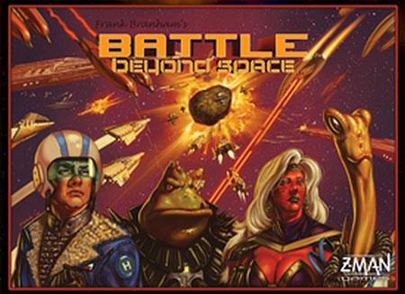 Battle Beyond Space (engl.)