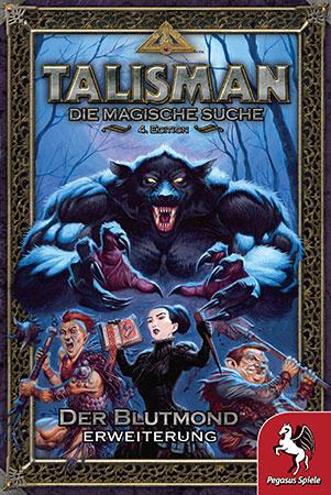 Talisman: Die Magische Suche (4. Edition) - Der Blutmond Erweiterung