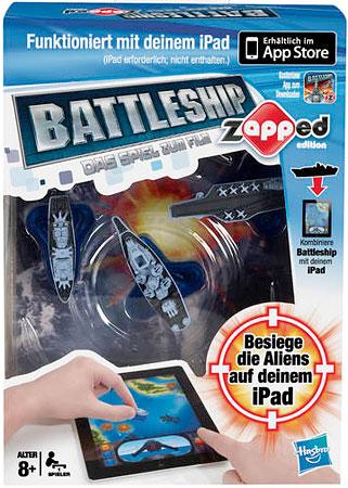 Battleship Zapped