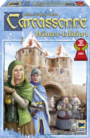 Carcassonne Winteredition