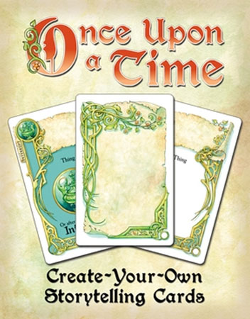 Once Upon a Time - Create Your Own Storytelling Cards (engl.)
