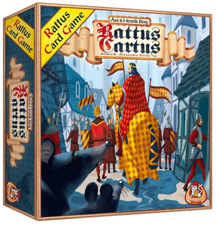 Rattus Cartus - Das Kartenspiel