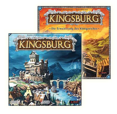 Kingsburg Komplettpack