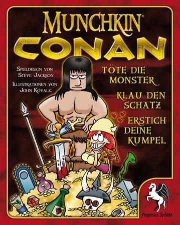 Munchkin Conan (dt.)