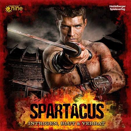 Spartacus - Intrigen, Blut und Verrat