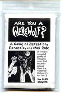 Are you a Werewolf? (engl.)