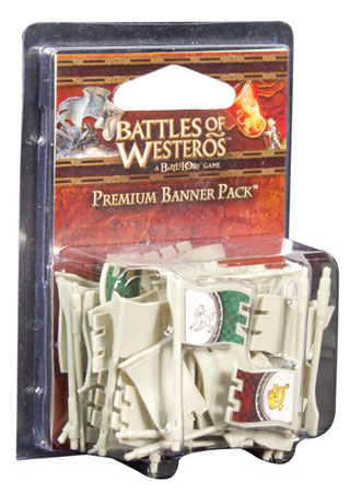 Battles of Westeros - Banner Replacement Pack
