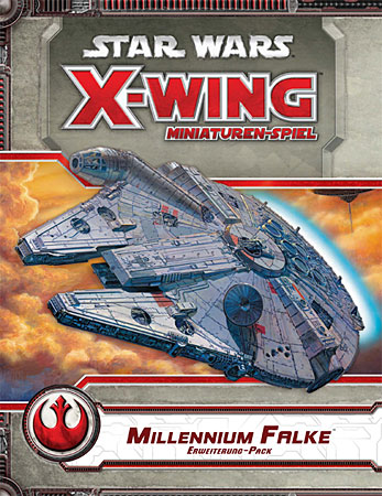 Star Wars X-Wing: Millenium Falke