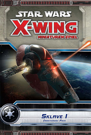 Star Wars X-Wing: Sklave 1
