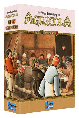 Agricola - Belgien-Deck