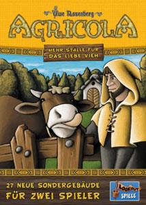 Agricola - Mehr Ställe für das liebe Vieh