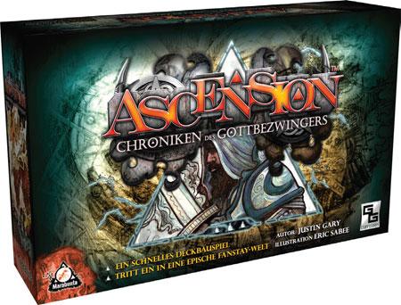 Ascension - Chroniken des Gottbezwingers