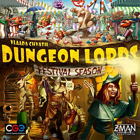 Dungeon Lords - Die fünfte Jahreszeit