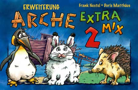 arche-extra-mix-2-erweiterung, 6.59 EUR @ spiele