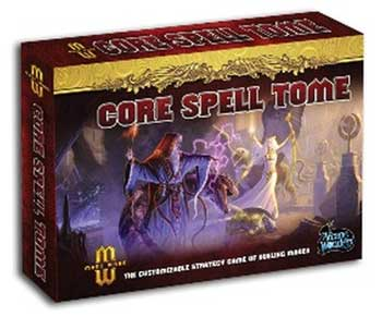 Mage Wars - Core Spell Tome 1 (engl.)